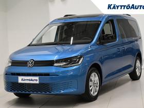 Volkswagen Caddy Maxi, Matkailuautot, Matkailuautot ja asuntovaunut, Vaasa, Tori.fi