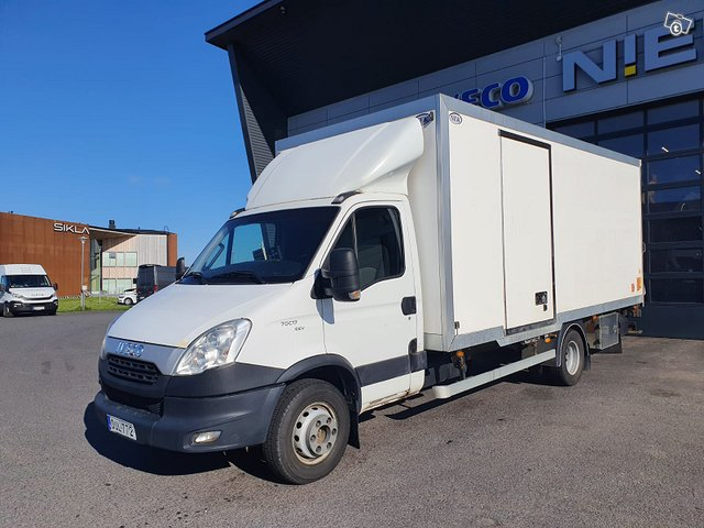 Iveco Daily 70 C 17 1
