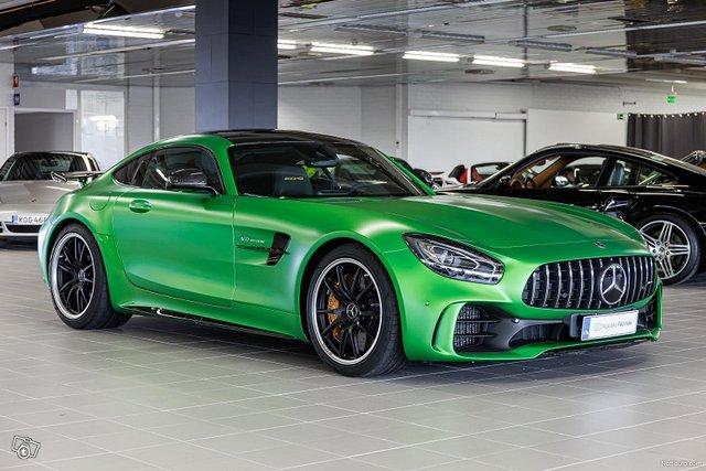 Mercedes-Benz AMG GT R, kuva 1