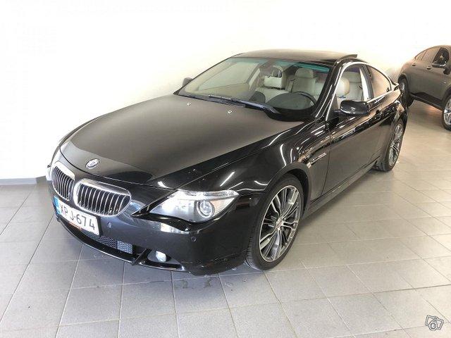 BMW 645, kuva 1