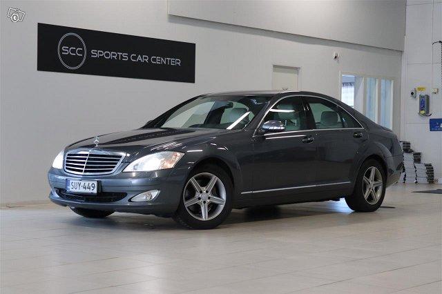 Mercedes-Benz S, kuva 1