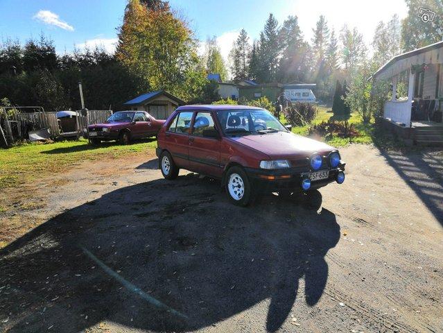 Subaru Justy 10