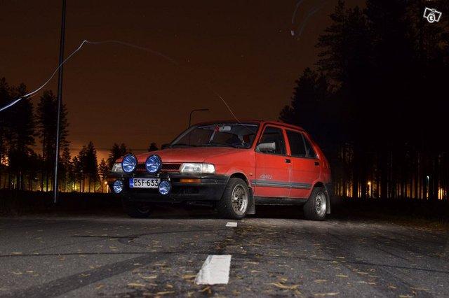 Subaru Justy 6