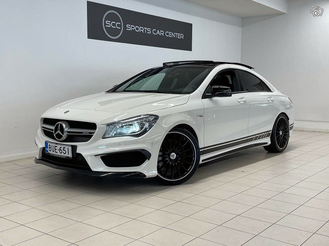 Mercedes-Benz CLA 45 AMG, kuva 1