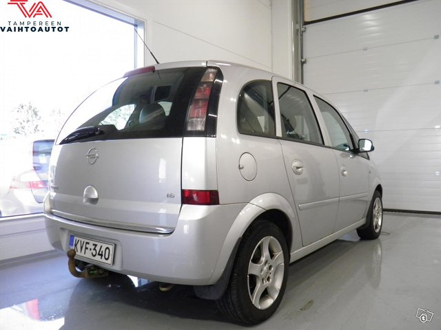 Opel Meriva 8