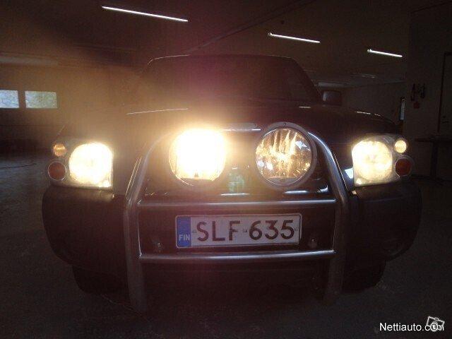 Nissan King Cab 3