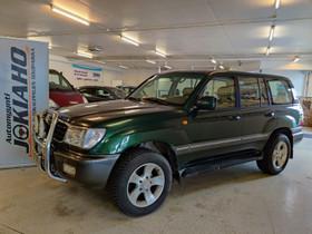 Toyota Land Cruiser, Autot, Seinäjoki, Tori.fi