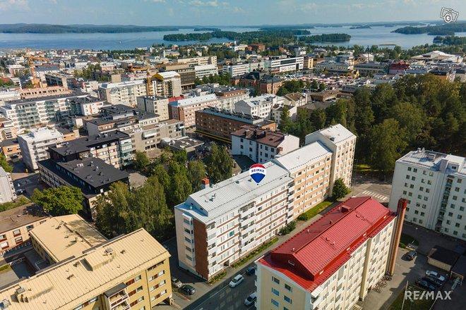 Kuopio Keskusta Mäkikatu 3 2h+kk