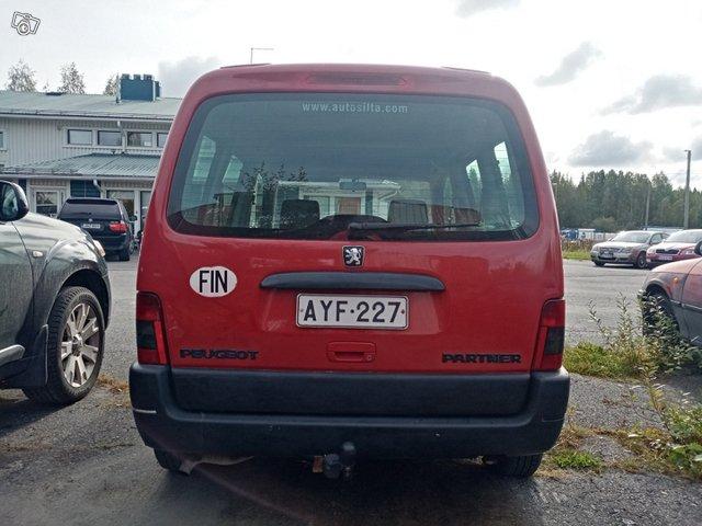 Peugeot Partner 3