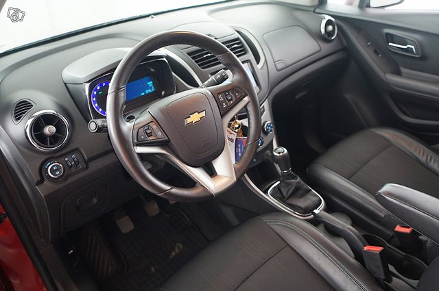 Chevrolet TRAX 9