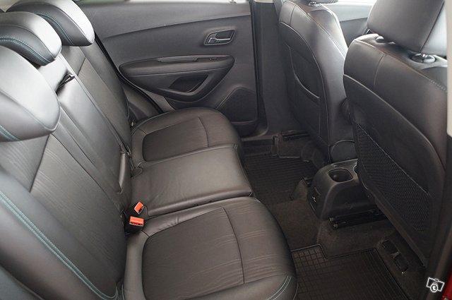 Chevrolet TRAX 13