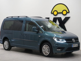 Volkswagen Caddy Maxi, Autot, Järvenpää, Tori.fi