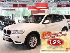 BMW X3, Autot, Forssa, Tori.fi