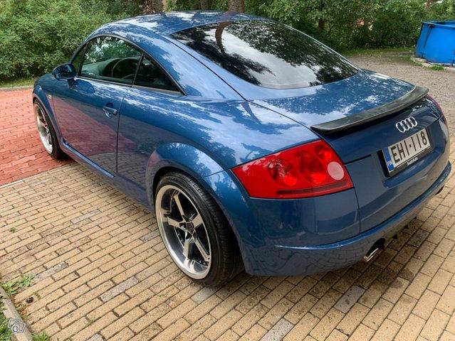 Audi TT-sarja 2