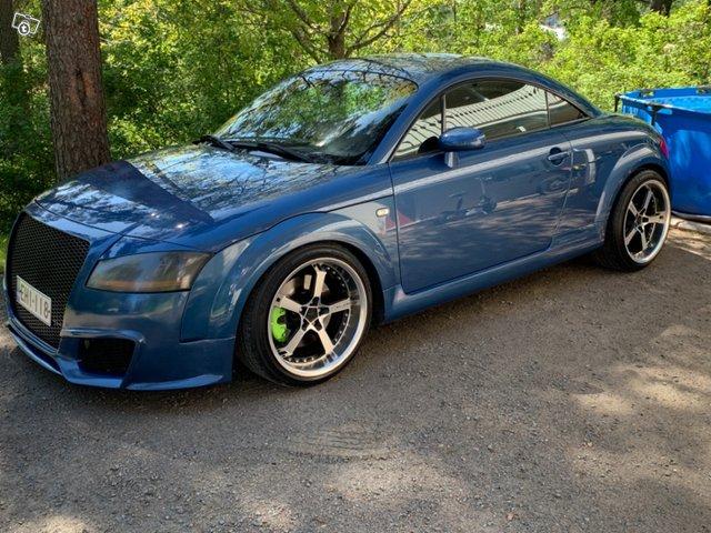 Audi TT-sarja 3