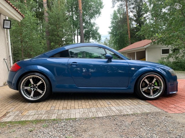 Audi TT-sarja 4