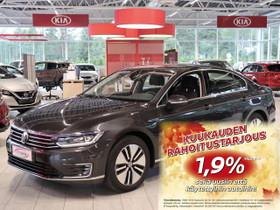 VOLKSWAGEN PASSAT GTE PLUG-IN, Autot, Forssa, Tori.fi