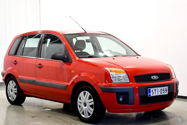 Ford Fusion, kuva 1