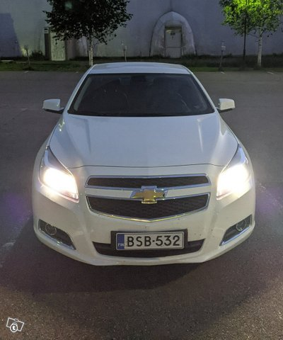 Chevrolet Malibu 4