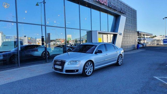 Audi A8 5