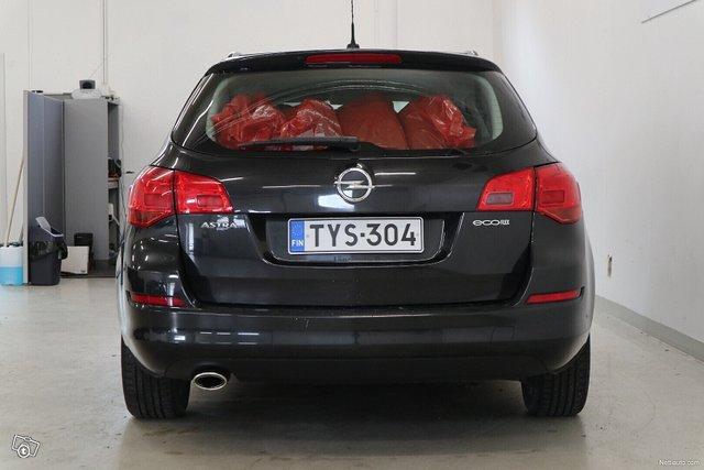 Opel Astra 3