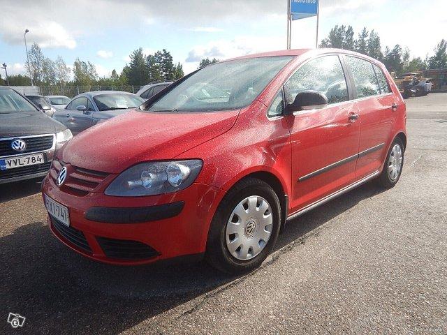 Volkswagen Golf Plus, kuva 1