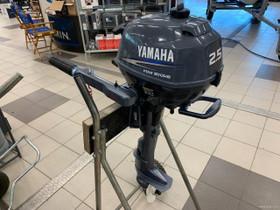 Yamaha F 2,5 AMH, Perämoottorit, Venetarvikkeet ja veneily, Kuopio, Tori.fi