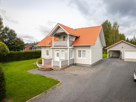 Mikkeli Ristiina Kissalammentie 37 5h+k+khh+3wc+s+, Myytävät asunnot, Asunnot, Mikkeli, Tori.fi