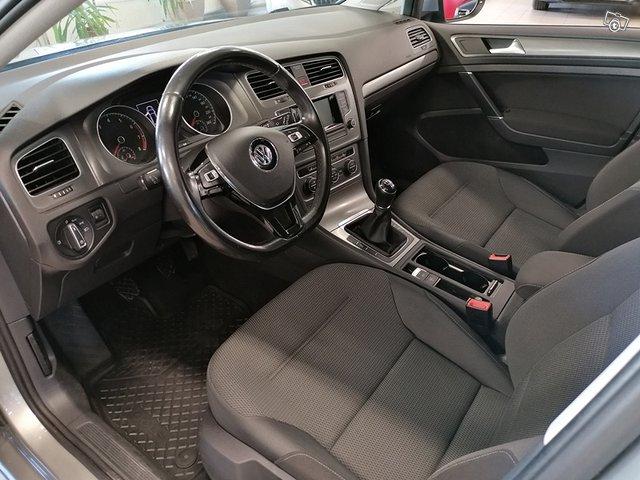 Volkswagen, VW Golf 5