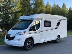 Hobby Optima V65 GE OnTour Edition, Matkailuautot, Matkailuautot ja asuntovaunut, Jyväskylä, Tori.fi