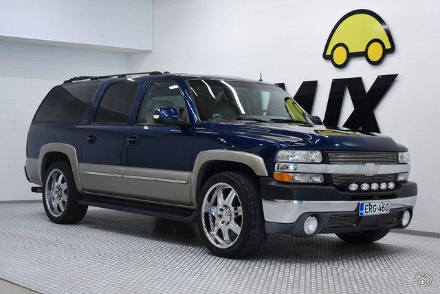 Chevrolet Suburban 1