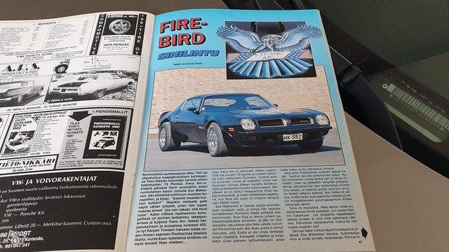 Pontiac Firebird 10
