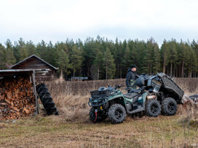 Can-Am Outlander, Mönkijät, Moto, Asikkala, Tori.fi