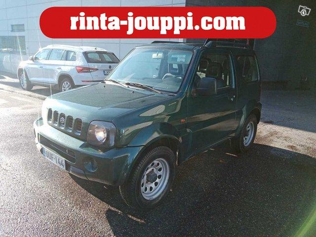 Suzuki Jimny, kuva 1