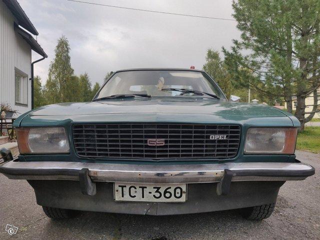 Opel Commodore, kuva 1