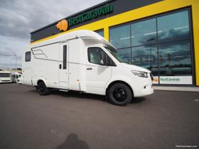 Hymer B-Klasse MC-T 600 Auto Road Show-kiertueell, Matkailuautot, Matkailuautot ja asuntovaunut, Kaarina, Tori.fi