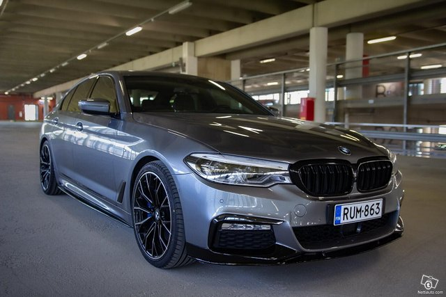 BMW 540 1