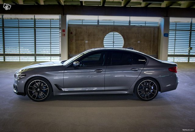 BMW 540 7