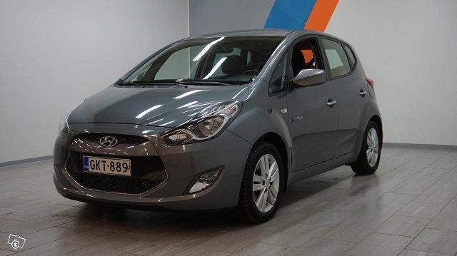 Hyundai IX20, kuva 1