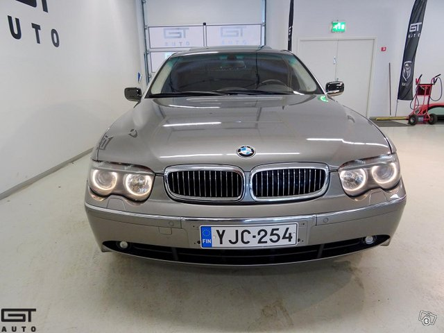 BMW 760 7