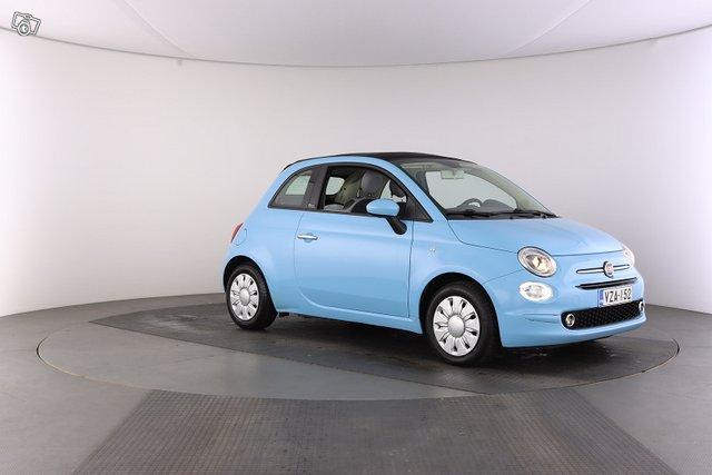Fiat 500C 7