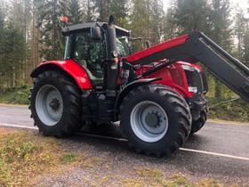 Massey Ferguson 7726. Dyna-VT aj. 2500h, Maatalouskoneet, Työkoneet ja kalusto, Kokkola, Tori.fi