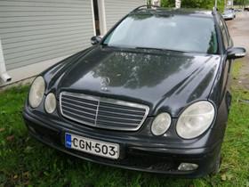 Mercedes-Benz E-sarja, Autot, Pieksämäki, Tori.fi