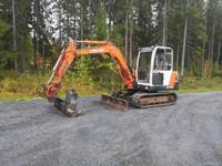 Pel-Job EB506 Kumitela Kaivinkone