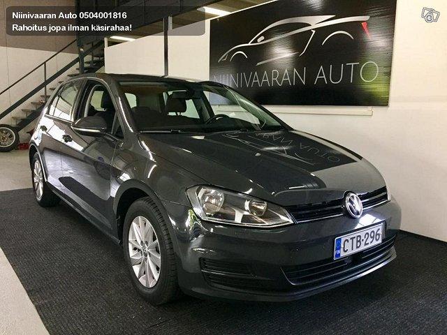 Volkswagen, VW Golf 1