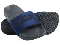 Tape Pool Slide M - miesten sandaalit - Superdry
