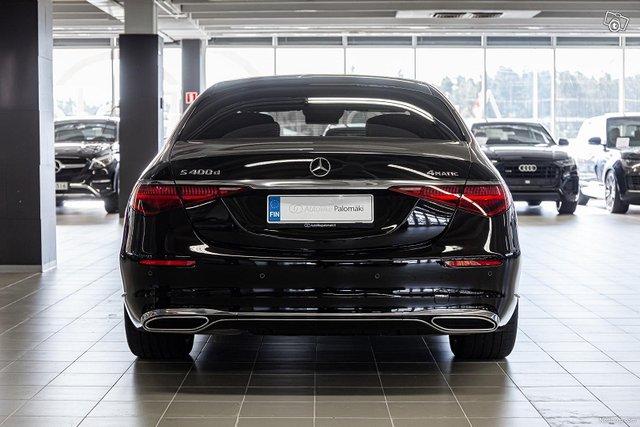 Mercedes-Benz S 4
