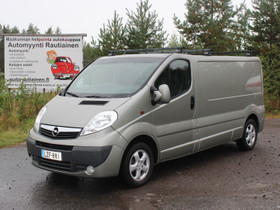 Opel Vivaro, Autot, Saarijärvi, Tori.fi