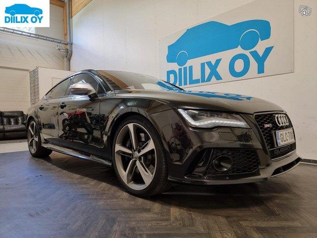 Audi RS7 10