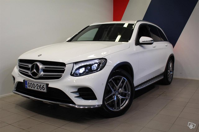 Mercedes-Benz GLC, kuva 1